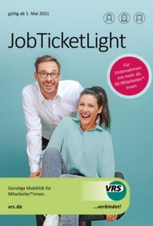 Neues Ticketangebot: JobTicketLight ab Mai erhältlich