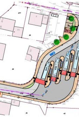 NVR fördert barrierefreien Umbau des Busbahnhofs in Frielingsdorf