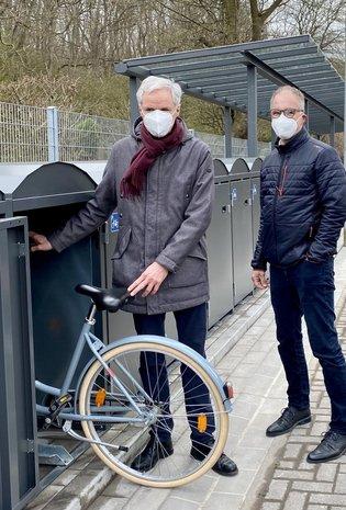 NVR und Gemeinde Alfter bauen Haltepunkt Witterschlick aus