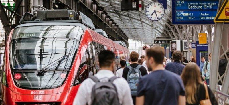 Brückenarbeiten: RB 38 fährt ab Juni nicht bis Köln