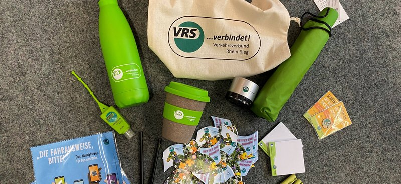 Wir verlosen drei VRS-Präsentpakete
