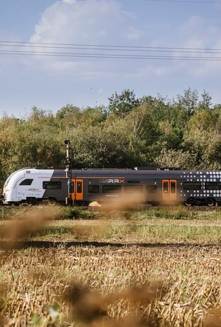 Für den RRX: Bauarbeiten zwischen Leverkusen und Langenfeld