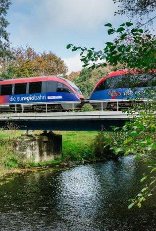euregiobahn wird weiter von DB Regio betrieben
