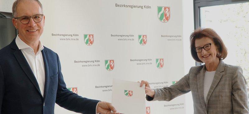 Bezirksregierung unterstützt NVR mit knapp 33 Mio. Euro