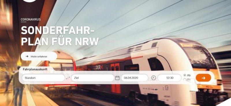 NVR und Unternehmen setzen Verbesserungen im Sonderfahrplan um