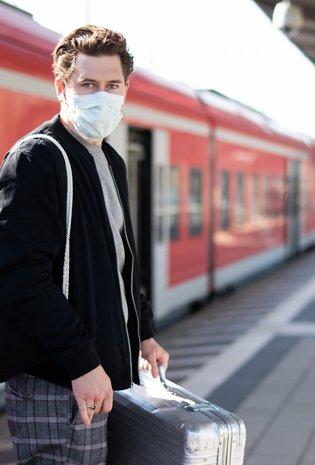 Seit Ende April Maskenpflicht im ÖPNV